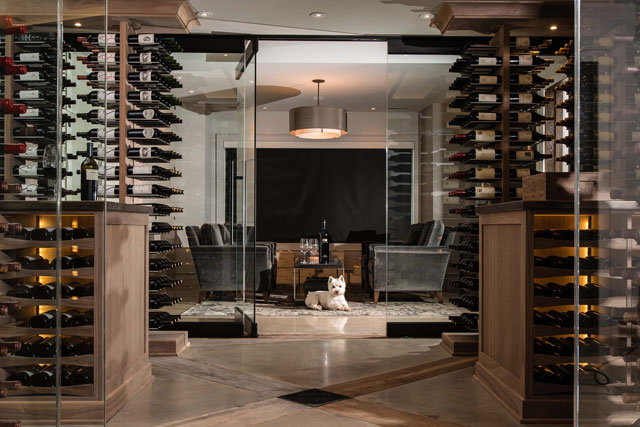 Wine Cellars Continue to Transform As Rooms Replace Cellars